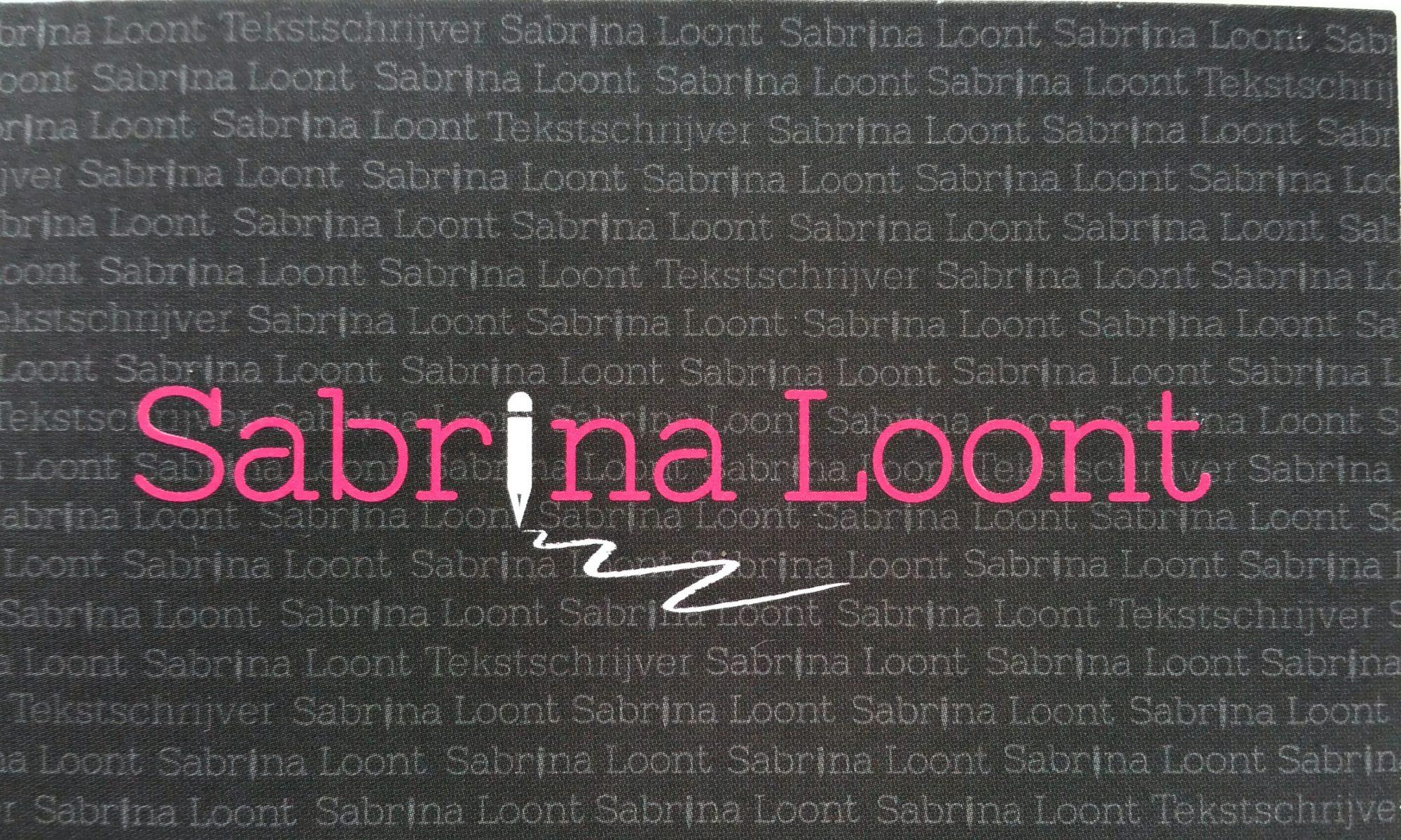 SabrinaLoont